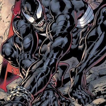 Bryan Hitch Joins Ram V Al Ewing on Venom Ongoing Comic in November