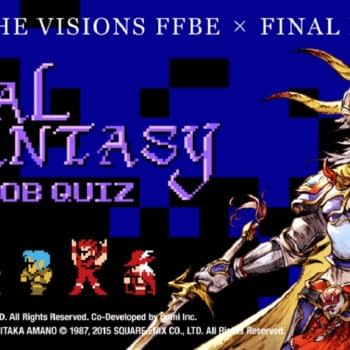 Final Fantasy I Collaboration Event Returns To War Of The Visions