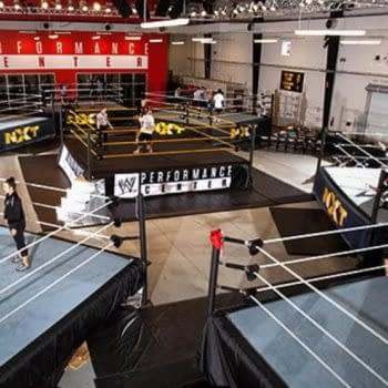 WWE Is Currently Testing A New Ring They Might Use Soon