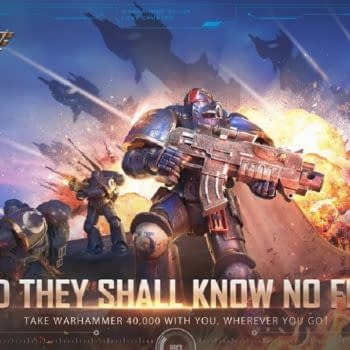 Warhammer 40,000: Lost Crusade Launches For Mobile