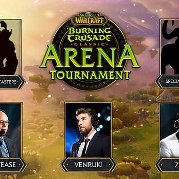 WoW Esports Announces Burning Crusade Classic Arena Tournament