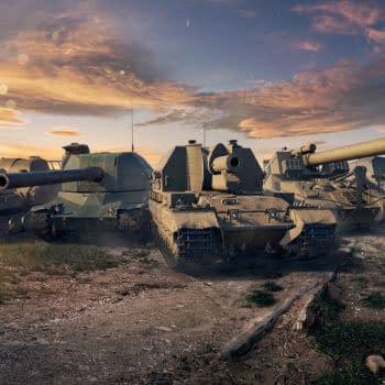 World Of Tanks Receives Massive Artillery Gameplay Update
