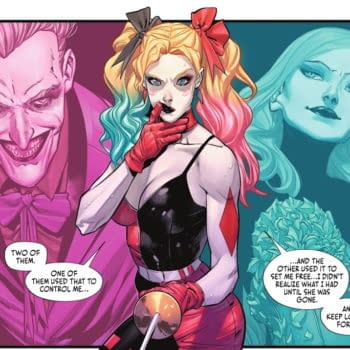 The Shape Of Poison Ivy In DC Comics Today