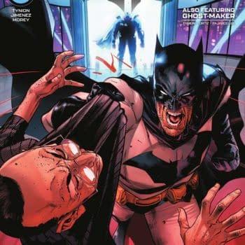 Batman #109 Review: Yesterday's News