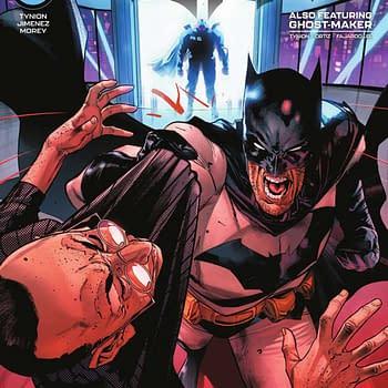 Batman #109 Review: Yesterdays News