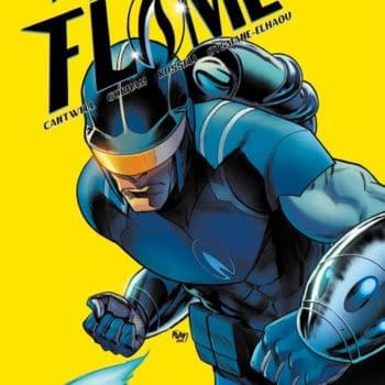 Blue Flame #2 Review: Divided Focus
