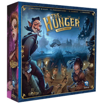 The Hunger, A New Board Game, Announced By Renegade Game Studios