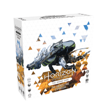 Horizon Zero Dawn Board Game Announces New First Expansion Set