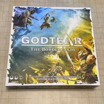 Review: Godtear's The Borderlands Starter Set By Steamforged Games