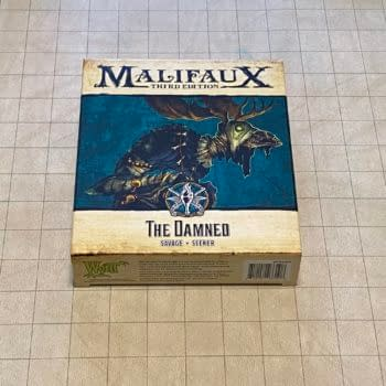 Review: Malifaux Third Edition's The Damned, By Wyrd Miniatures