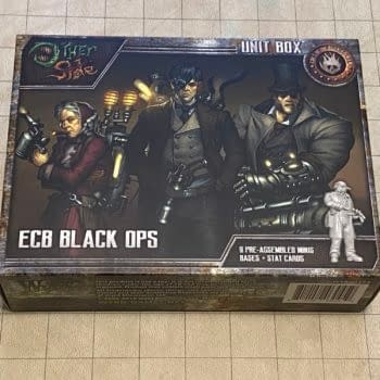 Review: The Other Side's ECB Black Ops By Wyrd Miniatures