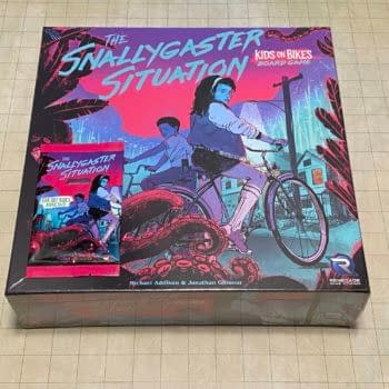Review: The Snallygaster Situation By Renegade Game Studios