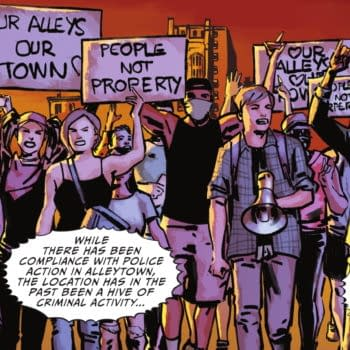 Anti-Magistrate Riots Doomed To Failure In Catwoman Annual? Spoilers