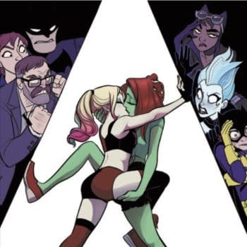 DC Comics Confirms Harley Quinn & Poison Ivy Go Down On Each Other