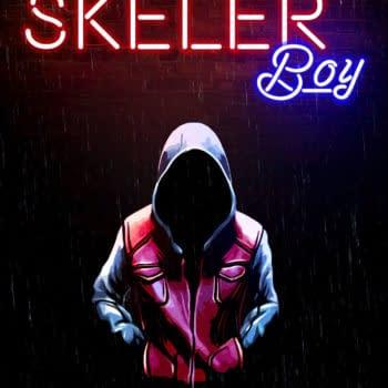 Skeler Boy, A 2-Dimensional Adventure Game, Live On Kickstarter