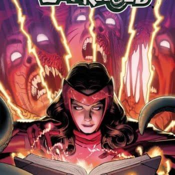 Marvel Confirms: Darkhold Is Ha