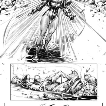 Black Canary Teams Up In Deathstroke Inc #1 Howard Porter Art Preview