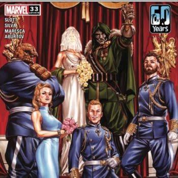 Fantastic Four #33 Review: A Little Far Fetched