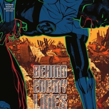 Green Lantern #3 Review: Pretty Doggone Enjoyable