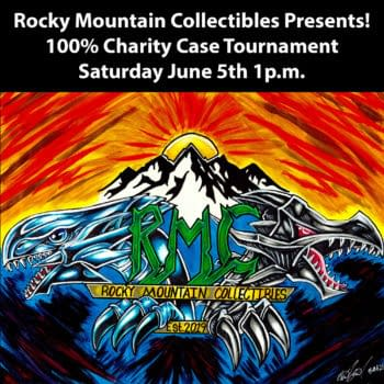 Rocky Mountain Collectibles Hosting Charity Yu-Gi-Oh! Tournament