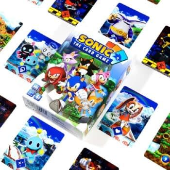 Sonic The Card Game By Steamforged Games Available For Preorder
