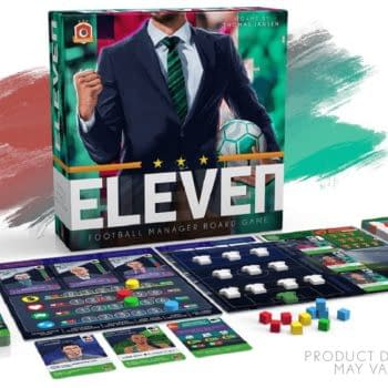 Eleven: Football Manager Board Game Draft Live On Gamefound