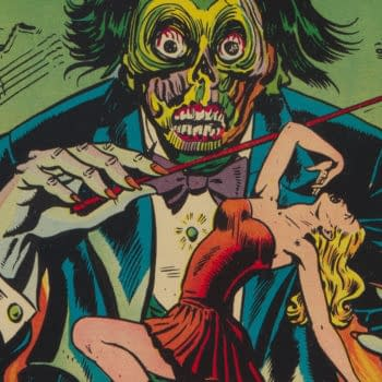 Horrific #1 (Comic Media, 1952)