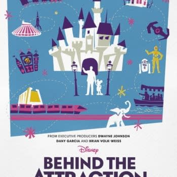 Behind The Attraction Disney+ Series Takes You BTS Of Popular Rides