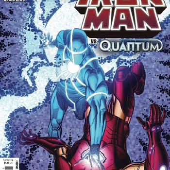 Iron Man Annual #1 Review: A Great Showing