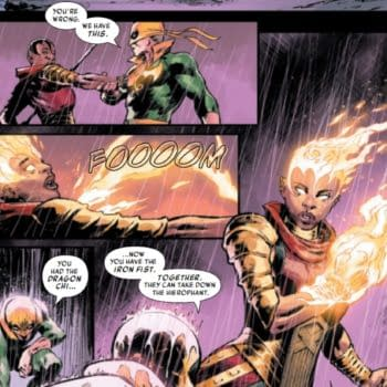 The Future Of Iron Fist At Marvel Comics, Changed (Spoilers)