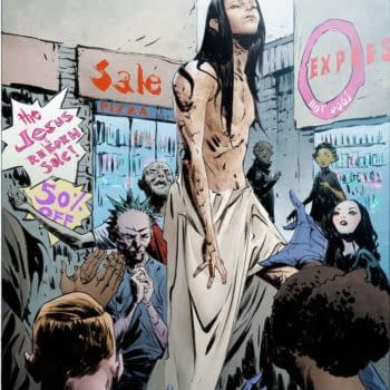 Jae Lee Announces Seven Sons, From Image Comics, and Three NFTs