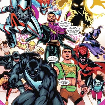 The First Appearance &#8211 And Line-Up &#8211 Of DC Comics JLQ for DC Pride