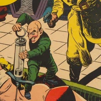 Manhunt #14 (Magazine Enterprises, 1953)