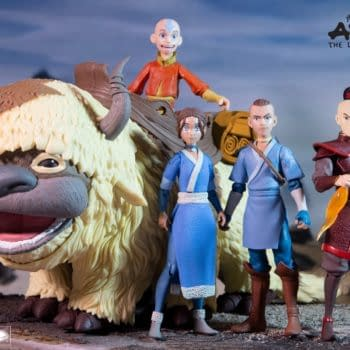 Avatar: The Last Airbender Figures Coming to McFarlane Toys