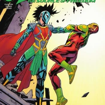 Mister Miracle The Source Of Freedom #2 Review: Solid