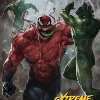 A New Host For Toxin In Marvel's Extreme Carnage: Toxin #1, September
