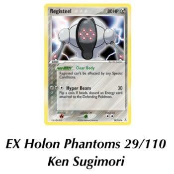 TCG Spotlight: Some of the Best Registeel Pokémon Cards