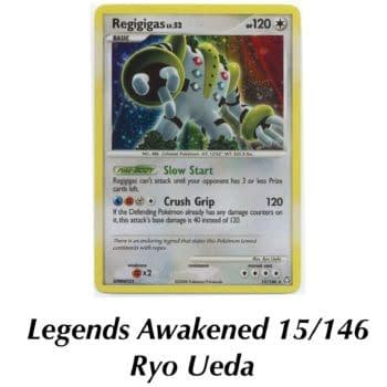 TCG Spotlight: Some of the Best Regigigas Pokémon Cards