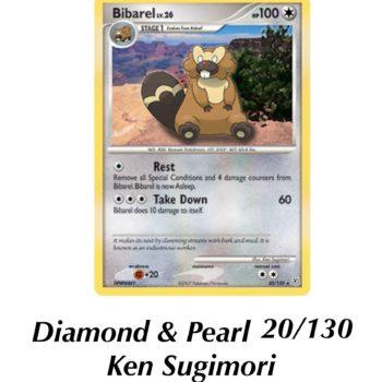 TCG Spotlight: Some of the Best Bibarel Pokémon Cards