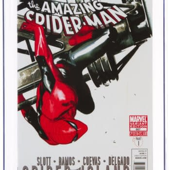 The Amazing Spider-Man #667 Dell'Otto Variant Sells For $33,600