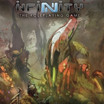 Modiphus Entertainment Releases New Infinity RPG Sourcebook