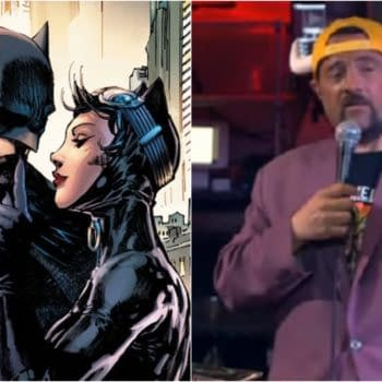 """Kevin Smith: For Catwoman, Batman's Learning From """"The Lick Master"""""""