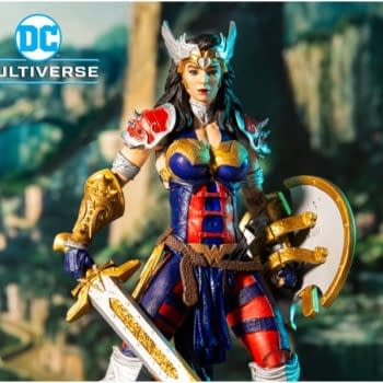 Todd McFarlane Designs His Own Wonder Woman With DC Multiverse