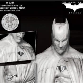 Beast Kingdom Remembers The Dark Knight Rises With New Statue