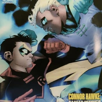 Connor Hawke And Damian Wayne - So Much In Common (Robin #3 Spoilers)