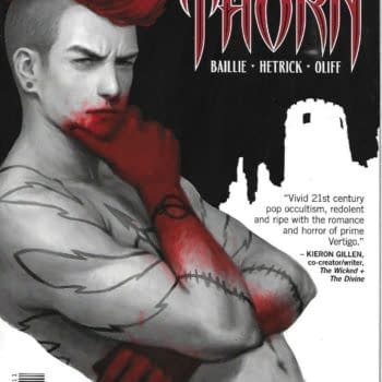 Red Thorn #1 Jumps to $35 on eBay