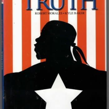Finally Marvel Puts The Truth: Red, White And Black Back Into Print