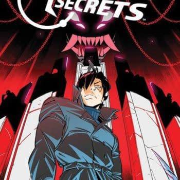 Seven Secrets #9 Review: Relentless Sense of Urgency