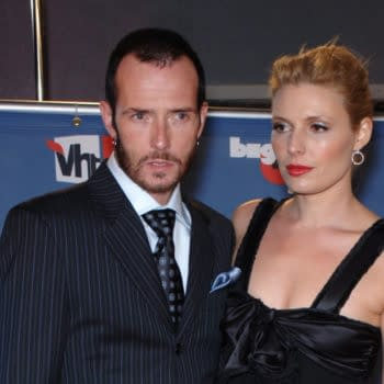 Stone Temple Pilots singer SCOTT WEILAND & wife MARY at the VH1 Big in 05 Awards at Sony Studios, Culver City. December 3, 2005 Culver City, CA. 2005. Editorial credit: Featureflash Photo Agency / Shutterstock.com