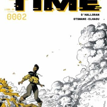Time Before Time #2 Review: Well Thought Out